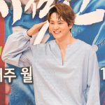 俳優チュウォン、入隊の心境語る「『猟奇的な彼女』撮影しながら心配だった」