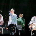 「イベントレポ」BIGBANG、約半年ぶりのステージ!スペシャルファンイベントドームツアー開幕!