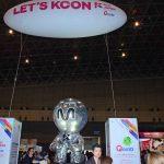 「取材レポ」A-JAX、CODE-Vらが軽快なトークで沸かせたTSUNAGARU STAGE !「KCON 2017 JAPAN」2日目も大盛況!(20日)