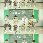 17日デビューFNC新人バンド「HONEYST」、ハイライトメドレー公開