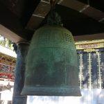 「コラム」なぜ朝鮮王朝が寄贈した鐘が今も東照宮にあるのか