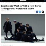 VIXX、米ビルボードが新曲『桃源境』を集中報道…『モダンながらも東洋的なスタイルをうまくミックス』
