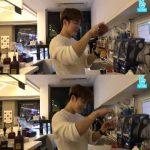 """JYJジェジュン、クッキング放送公開…""""ファンのみなさんに差し上げます"""""""