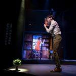「取材レポ」KEVIN(元U-KISS)、俳優転身第一作「メイビー、ハッピーエンド」のロボット役で可愛さ&切なさ炸裂!