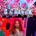 「人気歌謡」IUが1位で音楽番組8冠達成…「LOVELYZ」「Triple H」がカムバック