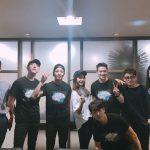 女優パク・シネ、CNBLUEのコンサートの認証写真公開