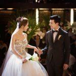 "「U-KISS」イライ、結婚式の写真を公開! ""まるで映画のワンシーン"""