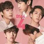 B1A4、タワーレコード全国支店総合1位にオリコン2位