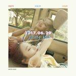 「SISTAR」出身ヒョリンX 女性ラッパーKisum、29日に「FRUITY」公開!