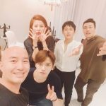 JYJジェジュン&ZE:Aシワン、引っ越し祝いのパーティー中…「トライアングル」のチームワークを誇る