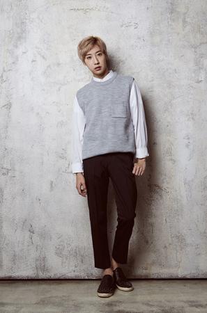 「プロデュース101」男性版出演ソン・ドンミョン、バンド「M.A.S」でデビュー