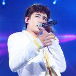 2PMニックン、海外でドラマ撮影中であることをコンサートで発表