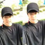 iKON チャヌ「腹筋公開?運動して腹筋を作っているところだ」