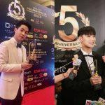"""歌手ヘンリー&「NCT」テン、タイの文化授賞式で""""年度風雲人物賞""""受賞"""