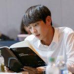 イ・ジュンギ&ムン・チェウォン、ドラマ「クリミナルマインド」のシナリオリーディングの現場を公開