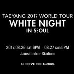 BIGBANGのSOL、ソロ公演のチケットが本日(13日)オープン!