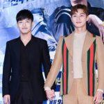 「PHOTO@ソウル」俳優カン・ハヌル& パク・ソジュン、 映画「青年警察」のマスコミ試写会に出席