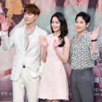 「PHOTO@ソウル」俳優イム・シワン、少女時代ユナ、俳優ホン・ジョンヒョン、ドラマ「王は愛する」の製作発表会に出席