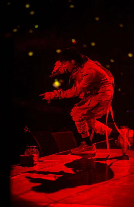 G-DRAGON(BIGBANG)、バンコク公演も負傷なく終了