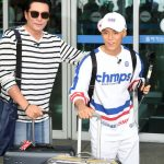 「PHOTO@仁川」KangNam(カンナム)とイ・テゴン、メキシコに出国