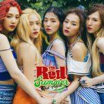 「Red Velvet」、新曲「Red Flavor」が7つの音源チャートで1位