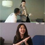 Block BのP.O&元2NE1のDARA&チョ・セホ「不埒な同居」初顔合わせの様子が公開…トキメキと緊張感に視線集中
