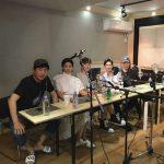イム・シワン(ZE:A)、入隊前にソル・ギョングらと「不汗党」コメンタリー録音