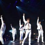 「イベントレポ」【MYNAME】日本デビュー5周年の記念ライブを 東京国際フォーラムホールAで開催!全40曲4時間近くの大パフォーマンス披露!最年長インス入隊前、5人揃っての最後のライブ大盛況!