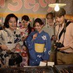 カイ(EXO)日本ドラマ初主演「連続ドラマW 春が来た」お祭り撮影メイキングカットを公開!カイ(EXO)「女性ときたら惚れちゃいそう。」