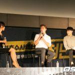 「イベントレポ」俳優パク・ソジュン&カン・ハヌル、釜山で「青年警察」の試写会開催