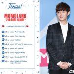 「Wanna One」キム・ジェファン、「MOMOLAND」のカムバックを応援…MV出演