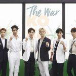 EXO、4thフルアルバム「THE WAR」が95万枚突破!