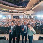 """映画「軍艦島」、アジアプロモーションを成功裏に開催!マレーシアで""""史上最多の観客"""""""