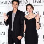 「PHOTO@ソウル」俳優イ・ドンゴン&チョ・ユニ結婚後初の公式参加