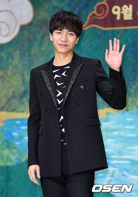 俳優イ・スンギ、SBS新バラエティ出演報道に立場表明 「オファーされたが、確定していない」