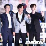 「PHOTO@ソウル」俳優チャン・ドンゴン、キム・ミョンミン、パク・ヒスン、イ・ジョンソク、映画「VIP」マスコミ試写会に出席…最強のラインナップ