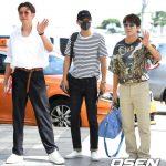 「PHOTO@インチョン」CNBLUE&SHINee、「ミュージックバンクワールドツアー」のためシンガポールへ