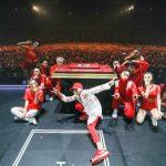 """「イベントレポ」BIGBANGの""""G-DRAGON (ジードラゴン)""""、ソロドームツアー開幕! 福岡 ヤフオク!ドーム5万人が熱狂!!"""