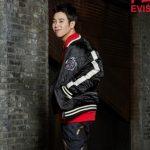 Block BのP.O、ファッションブランド「EVISU」モデルに抜擢
