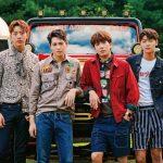 CNBLUE、6th album「STAY GOLD」10/18発売決定!アリーナツアー開催決定!