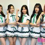 """「個別インタビュー」Real Girls Project (R.G.P)ソリ、ユキカ、イェウン、ジウォン、スジ""""「アイドルマスター.KR」2ndライブでは前回お見せできなかったカバー曲も披露します!"""""""