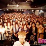 """「取材レポ」SIYOON(シユン) U-KISSの元メンバーAJがカムバック!""""文字で、言葉で、全て表せないくらい愛してます"""" ソロデビュー記念「SIYOON First Mini Live Event」開催!"""