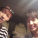 "BOYFRIENDクァンミン&ヨンミン、""メンバーのヒョンソンを応援に行きます"""