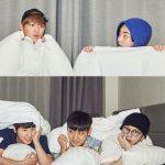 「Wanna One」カン・ダニエル&「EXO」XIUMIN共演「布団の外は危険だ」、きょうスタート!