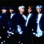 人気急上昇中!韓国7人組 ボーイズグループ、MONSTA X 8/23(水)セカンドシングル「Beautiful」がオリコンデイリーシングルランキング(8/23付) 1位に!