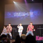 「取材レポ」(後編)MYNAME、CROSSGENE、5tion登場!日韓メンズアーティストが集結!「BUZZ-UP 2017 summer」開催!