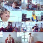 """""""平均年齢18歳""""4人組ボーイズバンドIZ、デビュー曲「All you want」MVの個人予告映像を公開"""