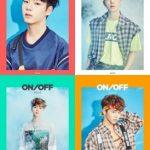 """""""B1A4の弟グループ""""ONF、ソロコンセプトのセカンドイメージ公開…カラフルで爽やかな魅力発揮"""