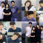 ハン・イェスル&キム・ジソク&イ・サンウ出演「20世紀少年少女」台本読み合わせ現場を公開