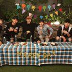 "2PM、デビュー9周年記念完全体認証写真公開…""感謝"""